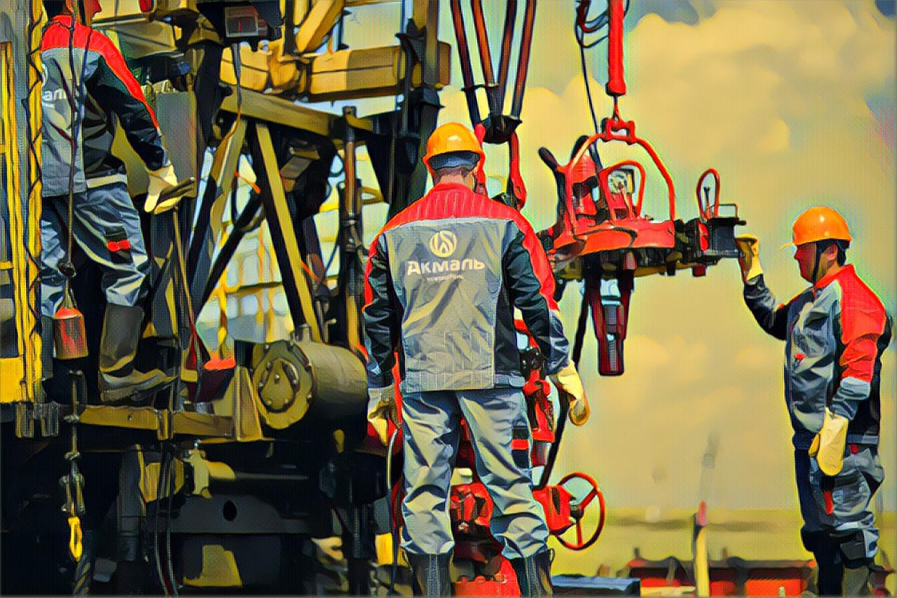 Akmal Oilfield